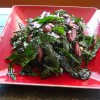 Massaged Raw Kale Salad Recipe