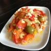 Raw Italian Giardiniera Recipe